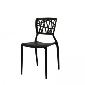 Webb Chair Black